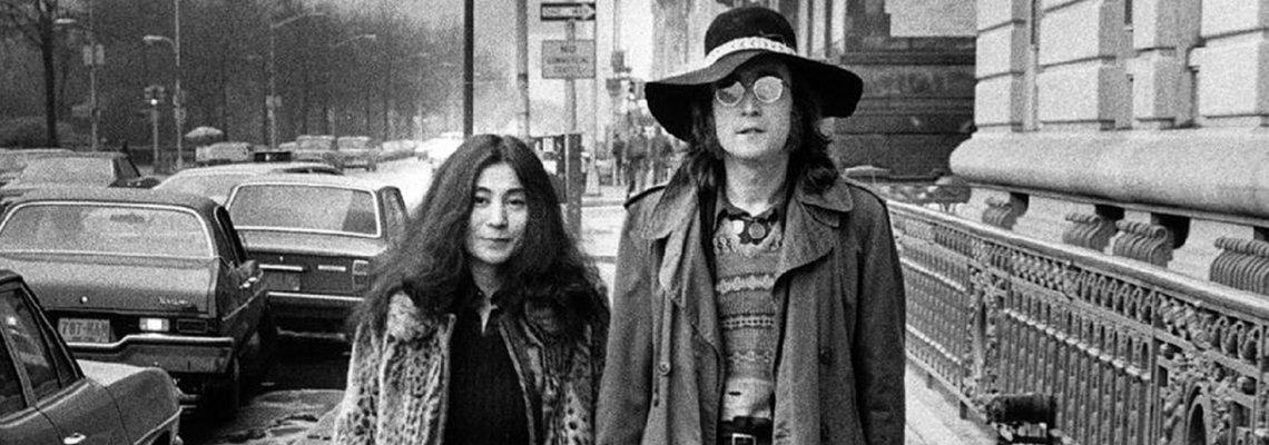 Големите любовни истории: Джон Ленън и Йоко Оно
