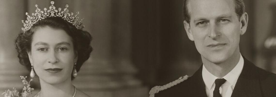 Големите любовни истории: Кралица Елизабет и принц Филип