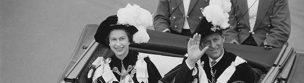 Големите любовни истории: Кралица Елизабет и принц Филип, Част 2