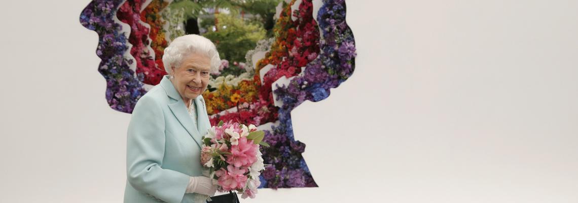 ЧРД, Елизабет! 95 години в снимки!