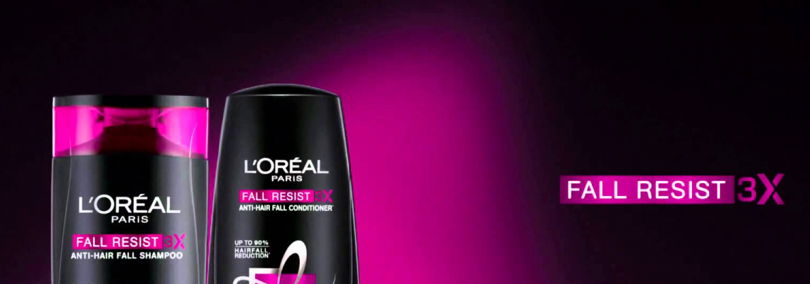 L'Oreal Paris е x3. Мисия здрава коса!
