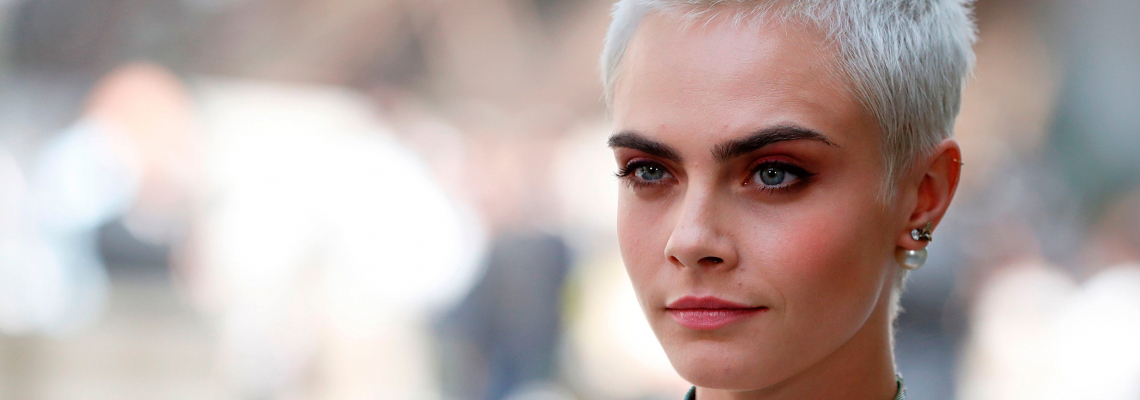Новото лице на Dior CAPTURE: Кара Делевин