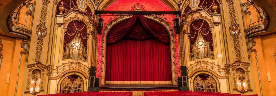 Театър - Любов моя!