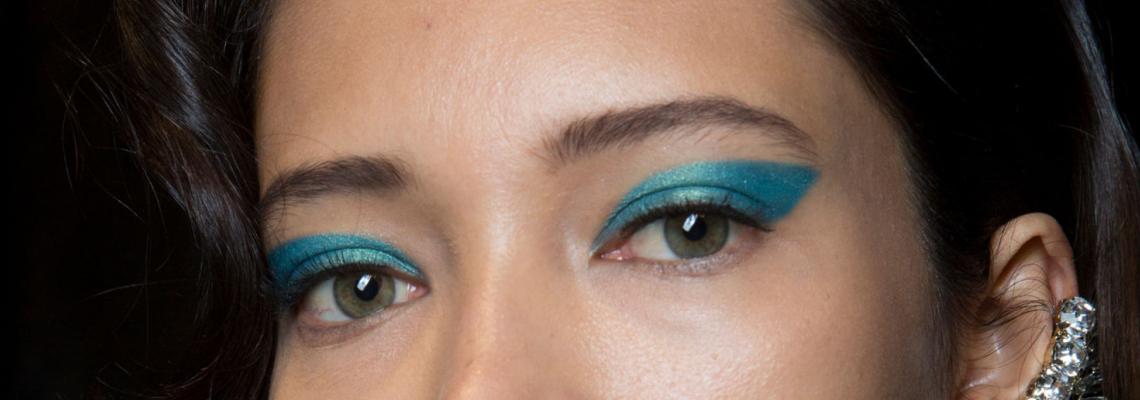 Dare U: Eyeshadows в синьо