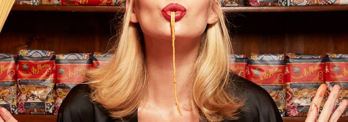 Yummy... Апетитната SEXY паста на Dolce & Gabbana