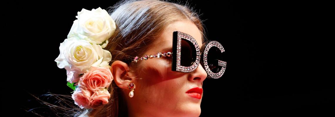 Да или Не? На Рири Fenty-то и на D&G очилата