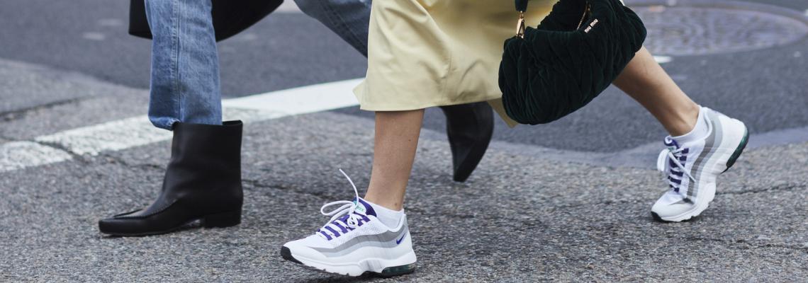 Стил урок на седмицата: Dad shoes