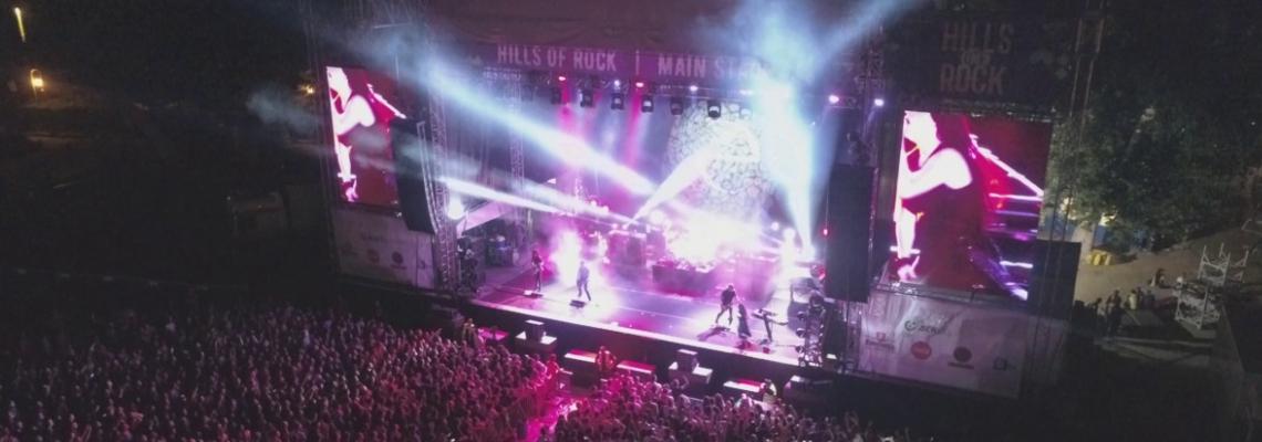 Judas Priest ще правят компания на Iron Maiden на Hills of Rock 2018