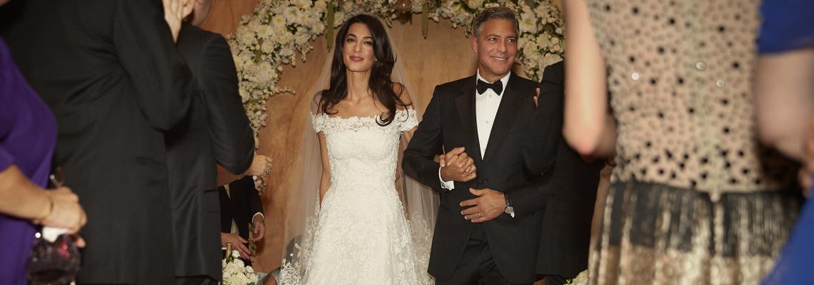 Джордж & Амал ПАК вдигат сватба