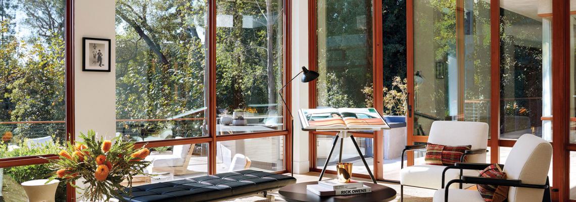 Дизайн за вдъхновение: Welcome! В дома на Рики Мартин