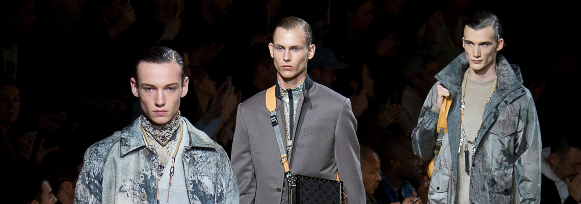 MFW Mens Есен/Зима 2018: Louis Vuitton