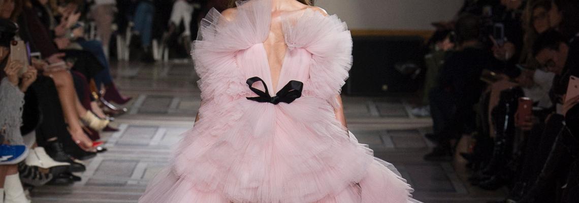 Spring 2018 Couture: Giambattista Valli