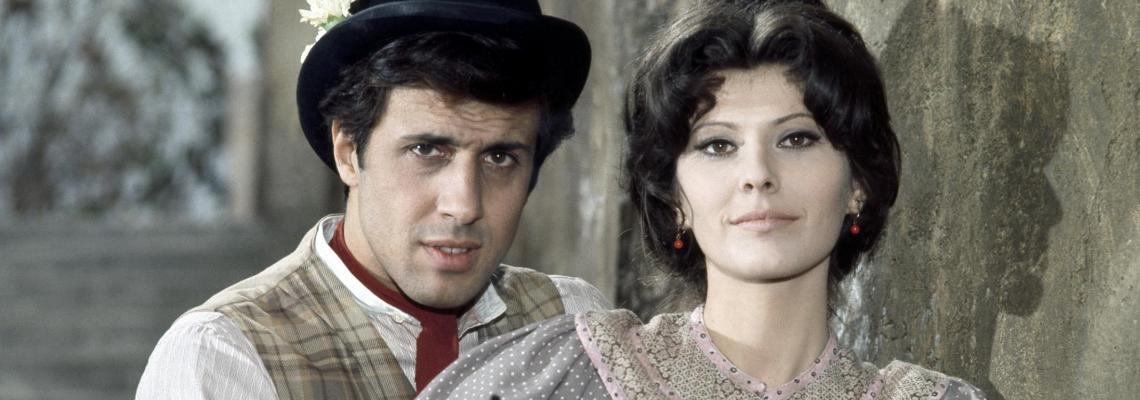 Големите любовни истории: Челентано и Мори – È amore!