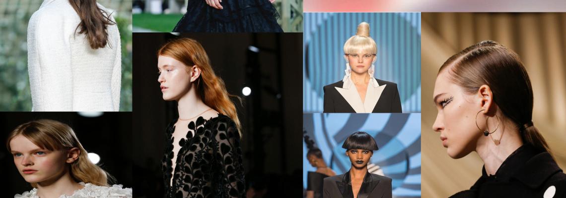 Spring 2018 Couture: Най-добрите прически