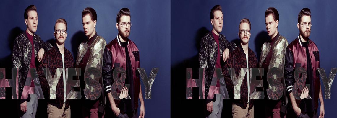 HAYES & Y с нов сингъл и концерт
