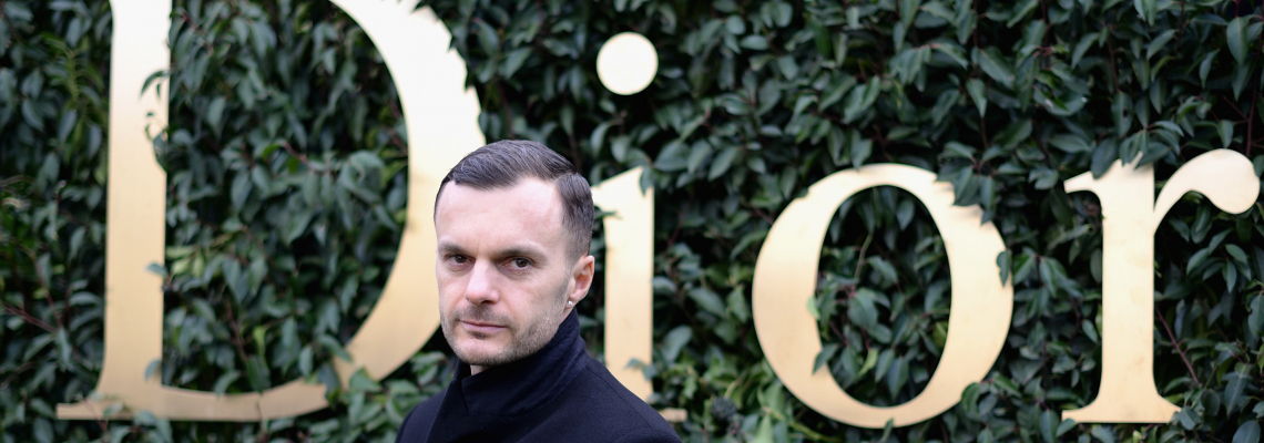 Крис Ван Аш напуска Dior Homme