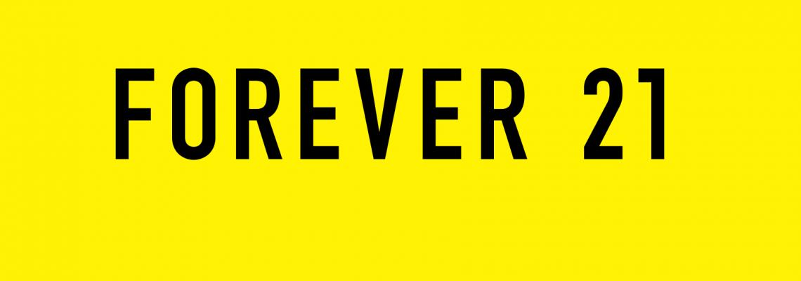 Forever 21 влизат в пролетния сезон с големи намаления