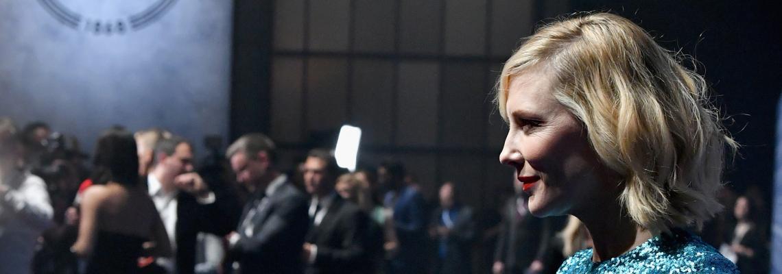 Щрак, fashion, на портрет: Кейт Бланшет