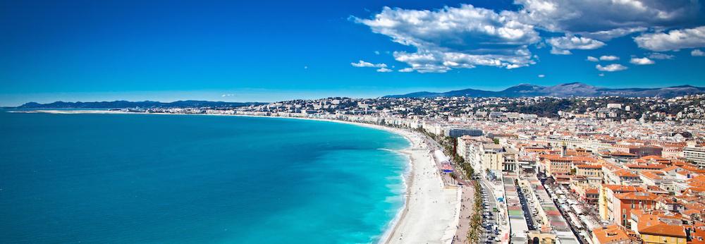 Double Troublе: Allons à la Riviera