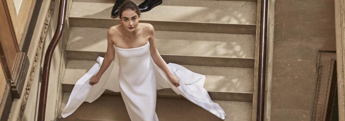 Bridal Spring 2019-та: Carolina Herrera