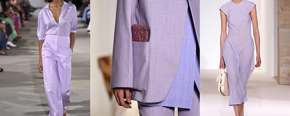 It shopping list: Lilac