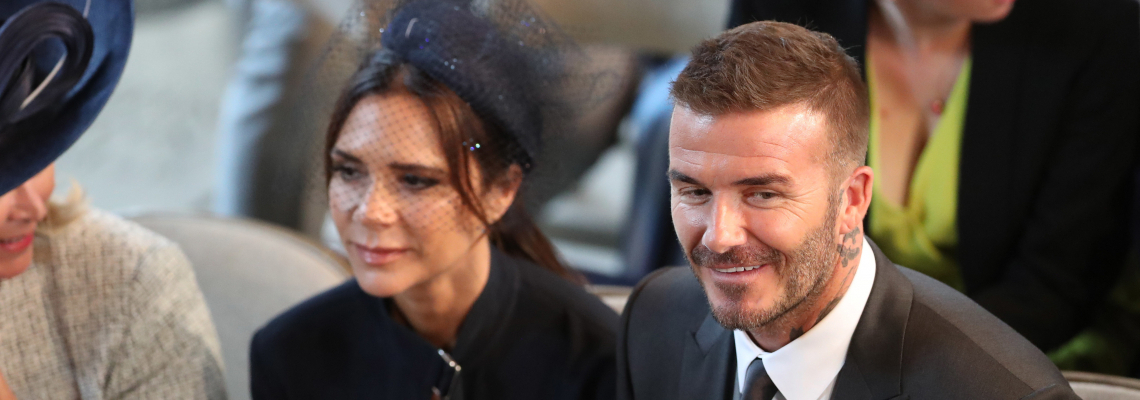 It's All ABout The Becks & първият Dior на Джоунс