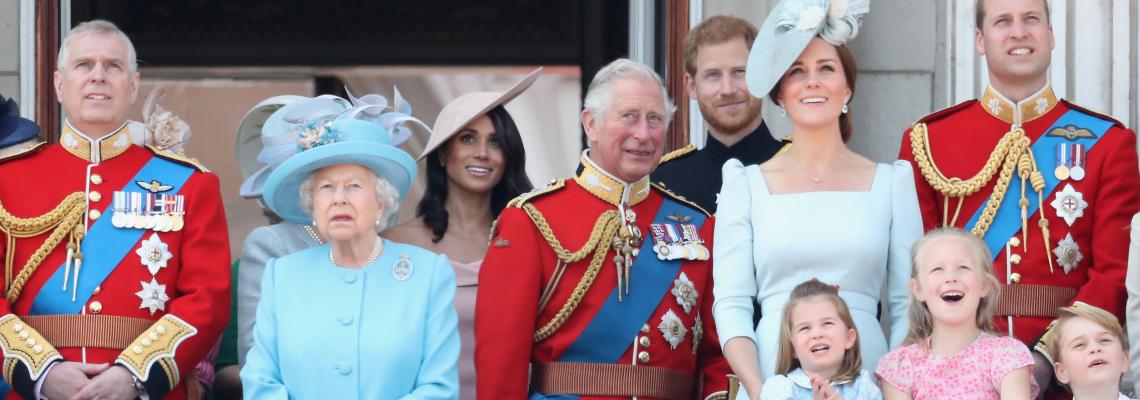 Как Меган наруши ОТНОВО кралския протокол