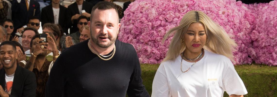 Spring 2019 Menswear: Dior