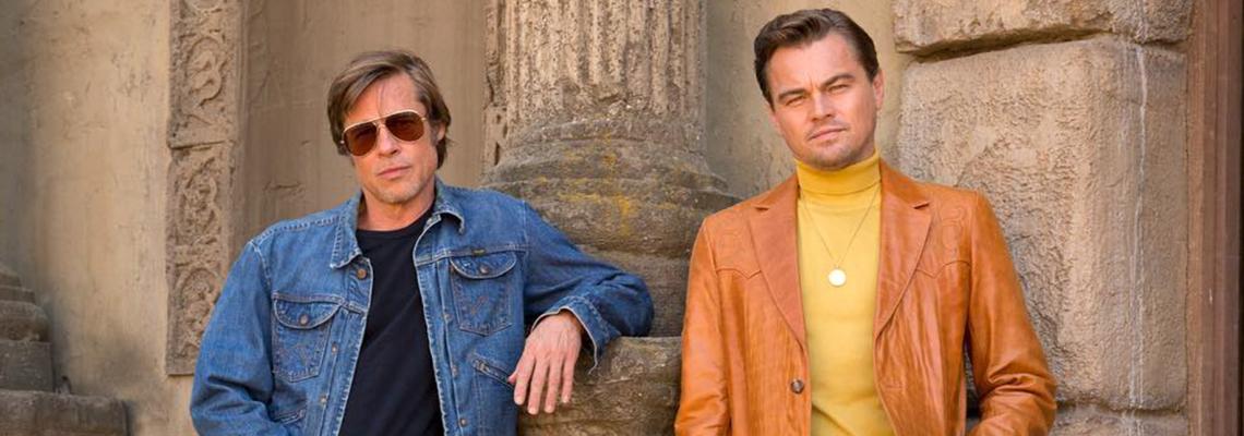 We love: Ретро холивудските мачовци Брад и Лео