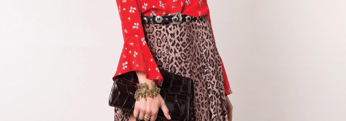 It shopping list: The Leopard Skirt