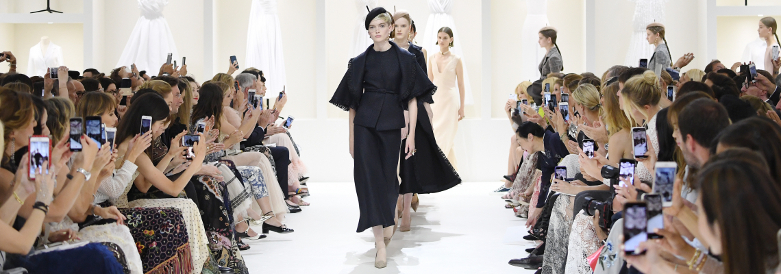Fall 2018 Couture: Christian Dior