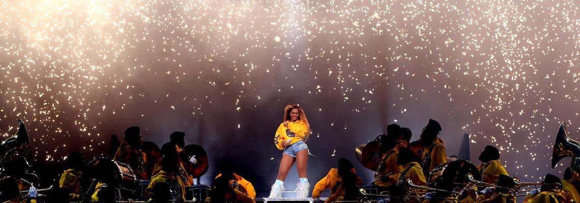 Wait...What? Beyonce x Balmain
