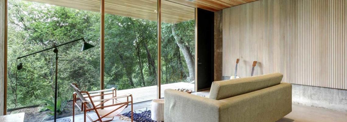 Дизайн за вдъхновение: Тексаската вила, прегърнала столетен дъб