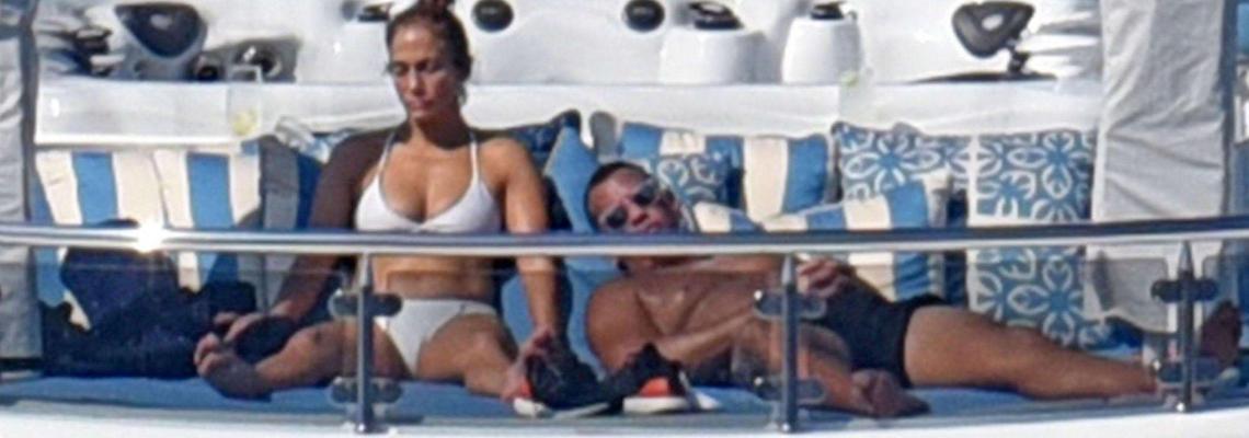 Обичта на известните: Джей Ло & Алекс в Италия