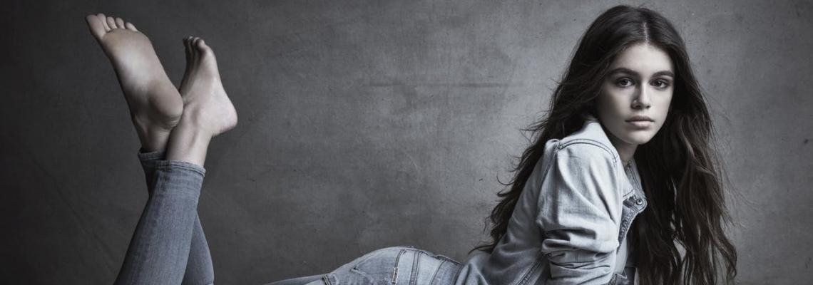 Vogue отказа на модели под 18
