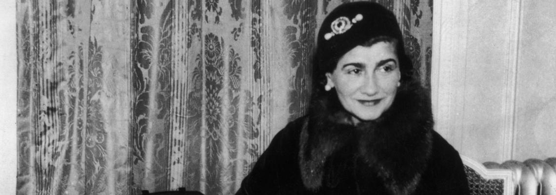 Великата Mademoiselle: ЧРД, Габриел Шанел