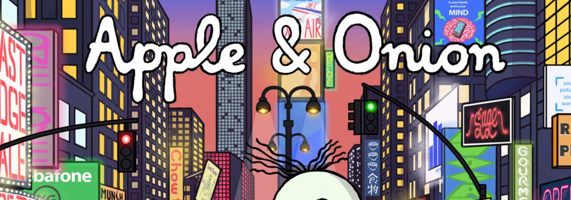 """Обичаната комедия """"Ябълко и Луки"""" се завръща по Cartoon Network"""