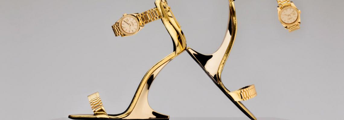 Мерим времето в обувки: Zanotti + Cowan