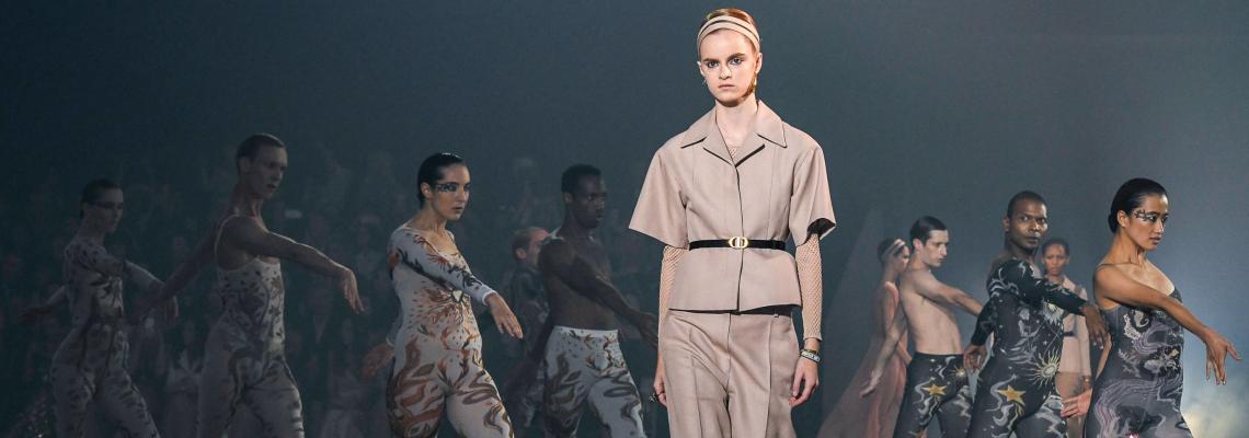 М.Г.К. напуска Dior?