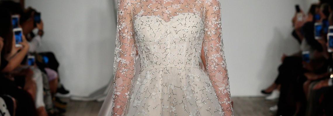 Bridal Fall 2019 - Anne Barge