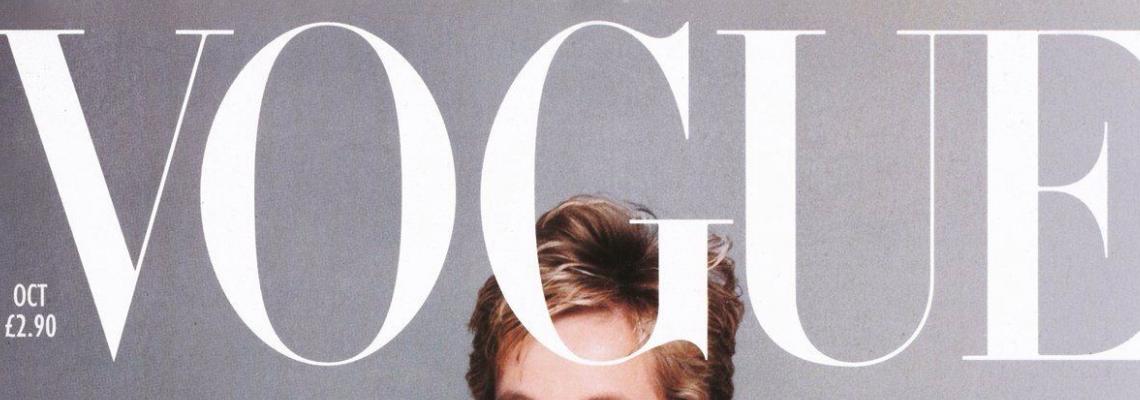 R.I.P Анна Харви - бившата стилистка на Лейди Ди и моден редактор на Vogue