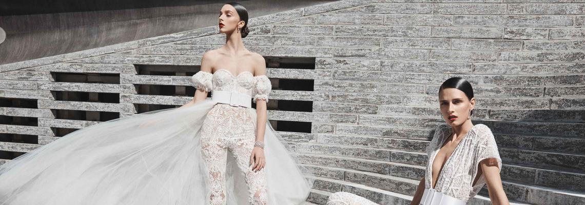 Bridal Fall 2019 - Naeem Khan