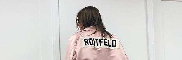 Щрак, fashion на портрет: Карин Ройтфелд