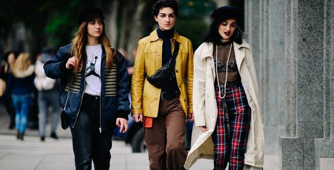 Street style вдъхновения: Седмицата на модата в Тбилиси