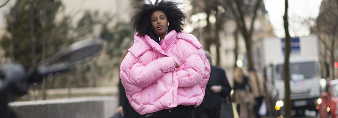 Всички носят: The Puffa Jacket