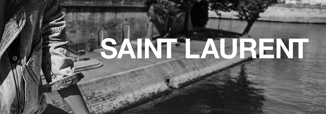 Saint Laurent + ART = Self