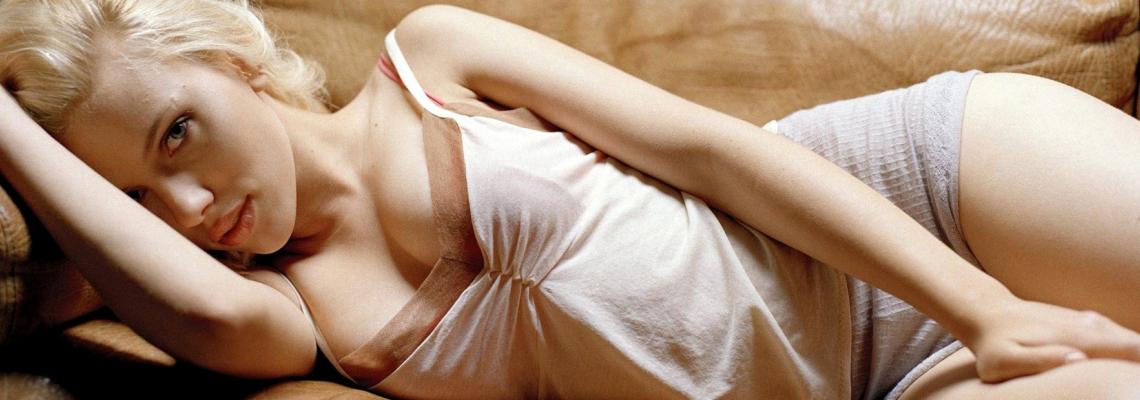 Секси, по-секси, Скарлет: ЧРД, Йохансон!