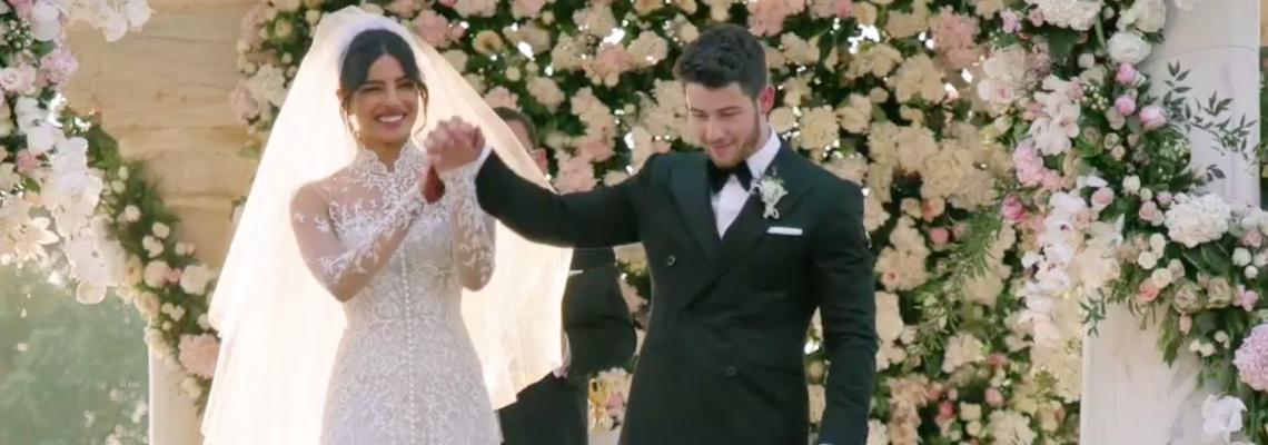 In photos: Магичната сватба на Ник & Приянка
