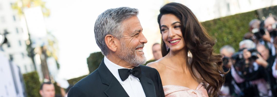 The Clooneys: Амал & близнаците