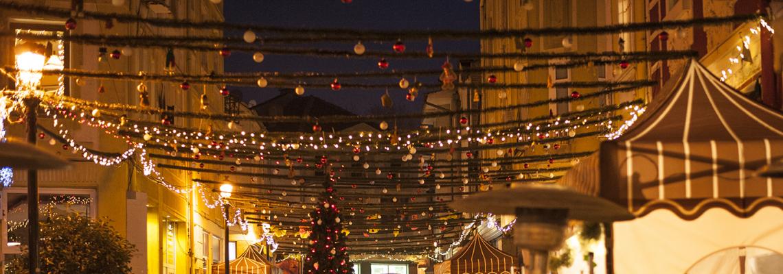 Коледа в Капана започва утре